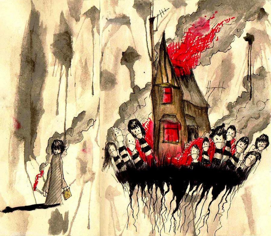 Arsonist by Hebbybobdige