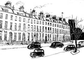 Doughty Street, London