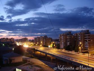 INCREDIBLE view Bacau by dj-naf