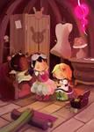 Alice et Bernique
