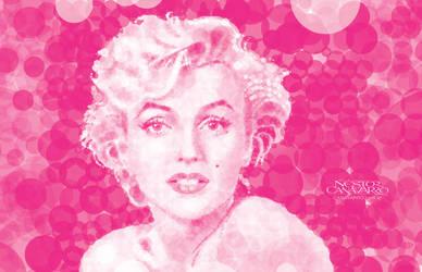 Marilyn by NestorCanavarro
