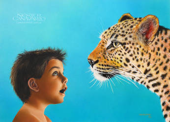 Leopardo by NestorCanavarro