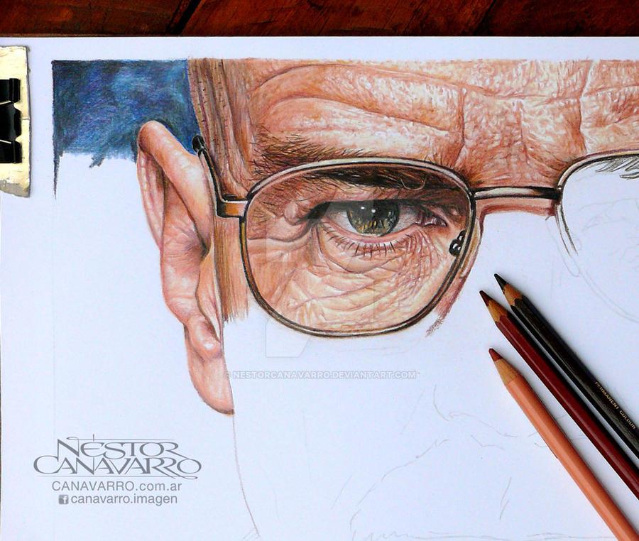 Walter White by NestorCanavarro
