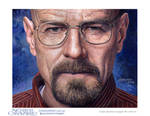 Bryan Cranston - Walter White from Breaking Bad