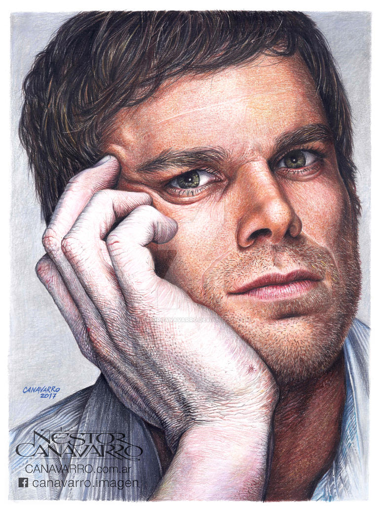 Dexter Morgan (Michael C. Hall) - by NestorCanavarro