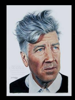 David Lynch - Colored Pencils