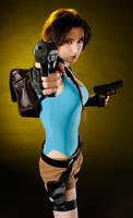 Fawn as Lara Croft 10 by JamesBrey