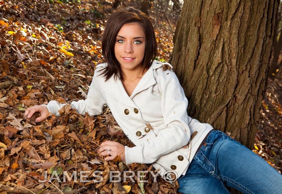 An Autumn Day With Breeanna 5 by JamesBrey