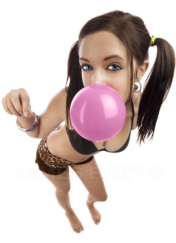 Bubblegum 2 by JamesBrey