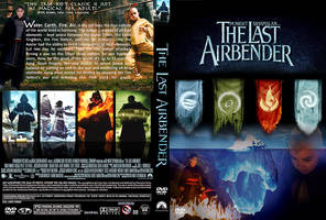 The Last Airbender DVD Cover