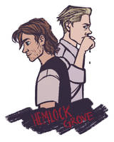 Hemlock Grove by ggns