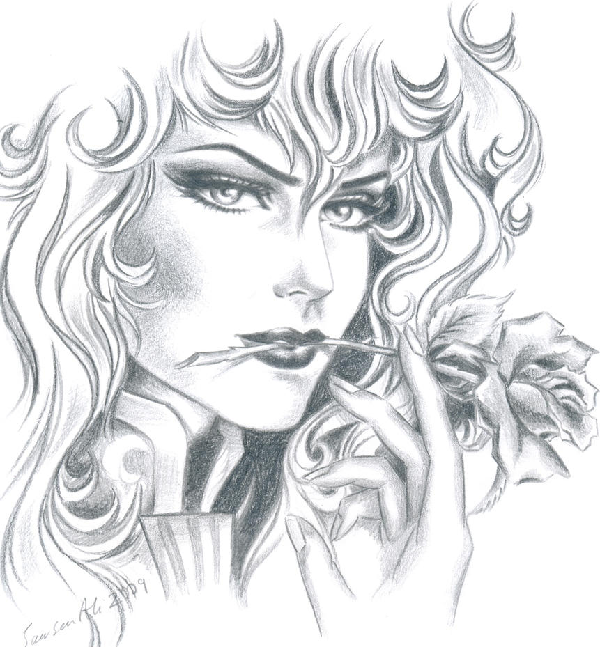 The Rose Of Versailles Episode 40: Rose Of Versailles By Sawsan-star On DeviantArt