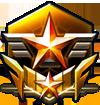 Starcraft II Top Level Grandmaster Logo by Narishm