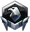 Starcraft II High Level Platinum Logo by Narishm