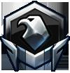 Starcraft II High Level Platinum Logo by Narishm