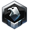 Starcraft II Middle Level Platinum Logo by Narishm