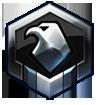 Starcraft II Middle Level Platinum Logo by Narishm