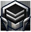 Starcraft II High Level Silver Logo by Narishm