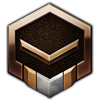 Starcraft II Middle Level Bronze Logo by Narishm