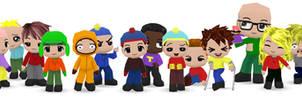 South Park Buddypoke