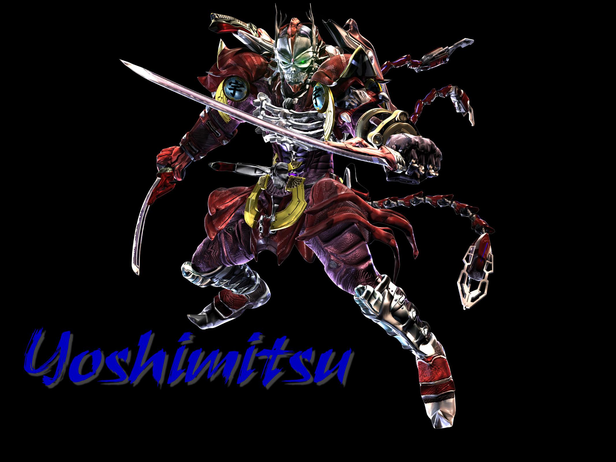 Yoshimitsu Wallpaper By Sickkness On Deviantart