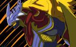 BurningGreymon ~Digimon Frontier~