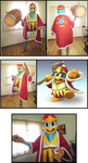 All hail the one, the ONLY: KING DEDEDE!