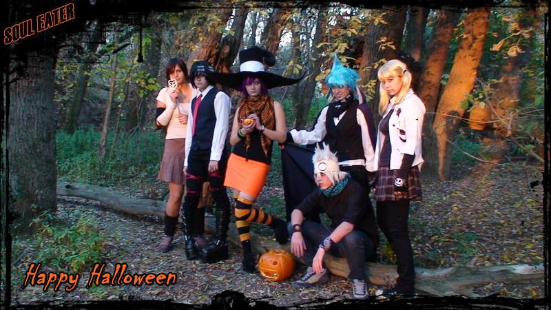 Soul eater halloween by kurayami yami chan on deviantart - This is halloween soul eater ...