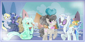 Ponyville Visits Crystal Empire