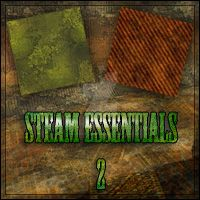 Steam Essentials 2 by nemain-ravenwood