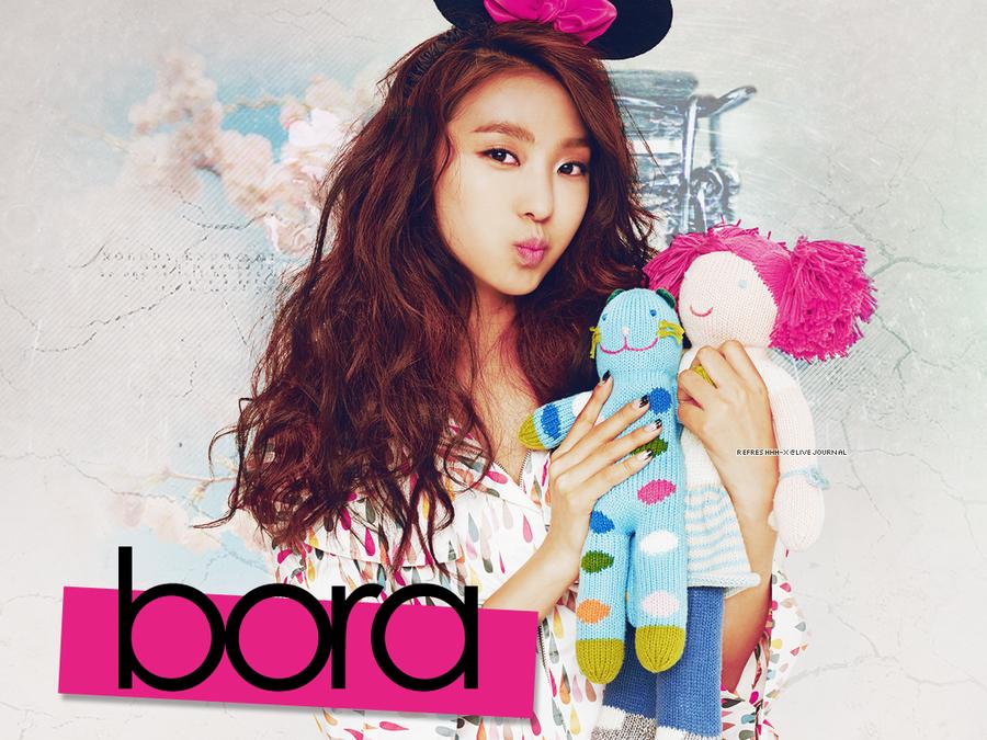 bora - 1024 x 768 by ohmyjongwoon