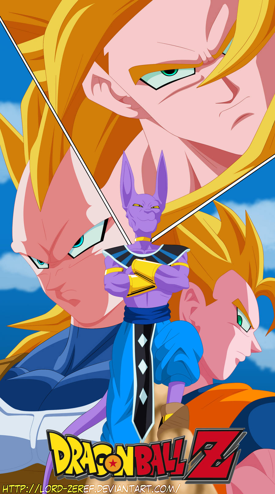 Dragon Ball Z La Batalla De Los Dios ES