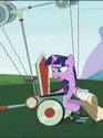 Clumsey, Clumsey Derpy. gif by Lacon-te