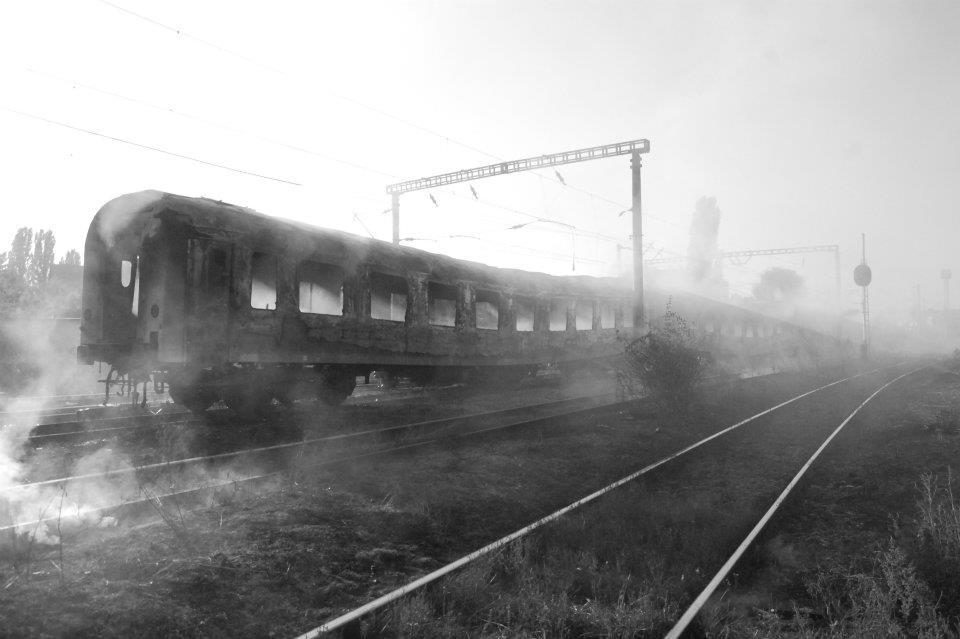 ~ Tren ~ by MihalachePaulaPoly
