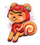 Hazel Animal Crossing