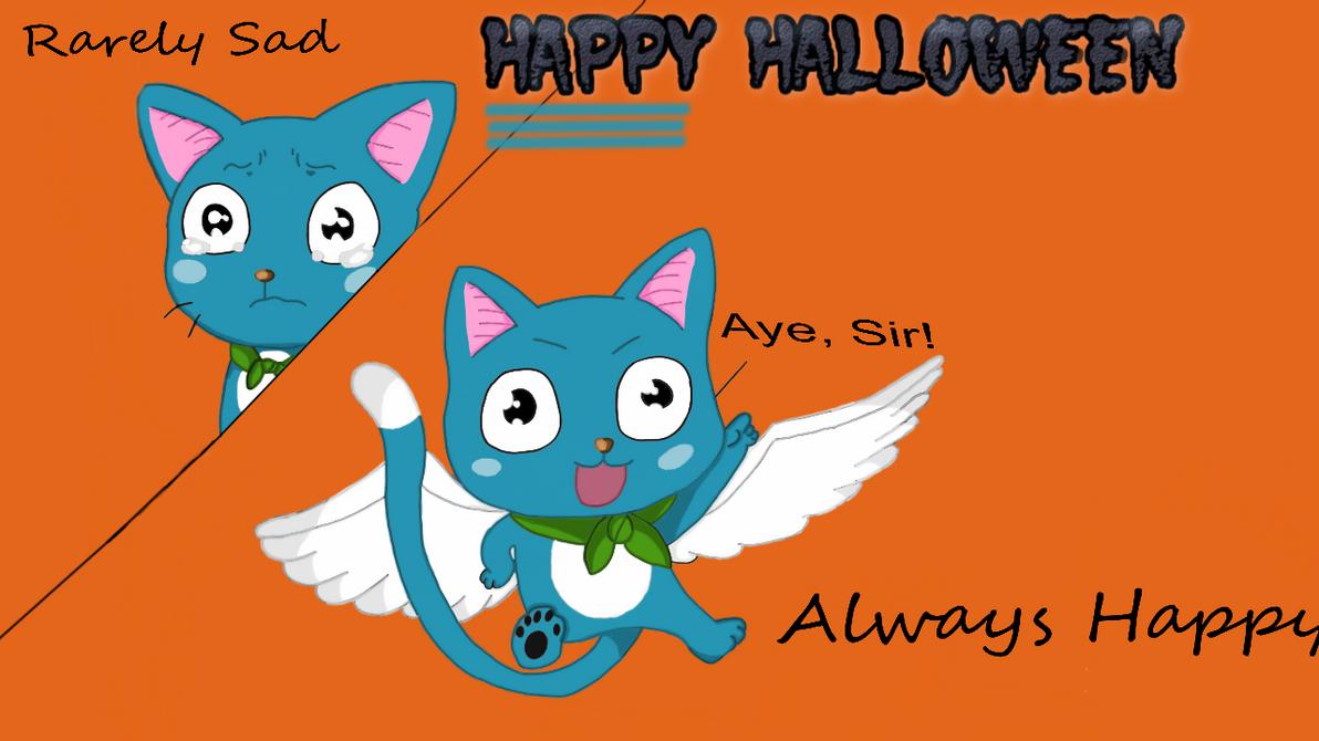 HAPPY Halloween! by Froststrike5829