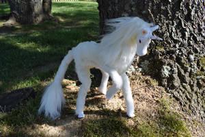 Unicorn Art Doll OOAK - Finished by Greenhorngal