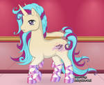 SugarBelle Satin by Greenhorngal