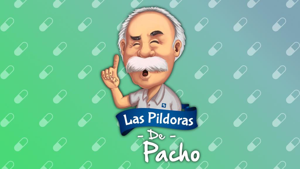 Pildoras Pacho by juandatruji