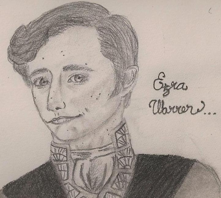 Ezra Warren by RidingTheWave
