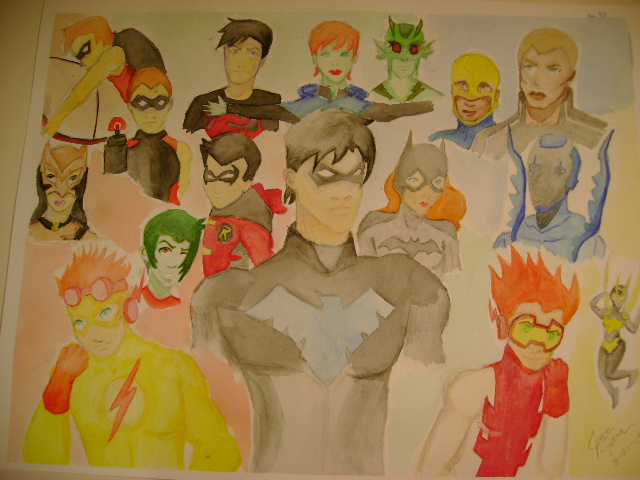 YOUNG JUSTICE  BEAST BOY TRANSFORMATIONSYoung Justice Beast Boy Transformations