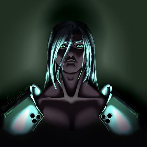 Sephiroth by AerithReborn