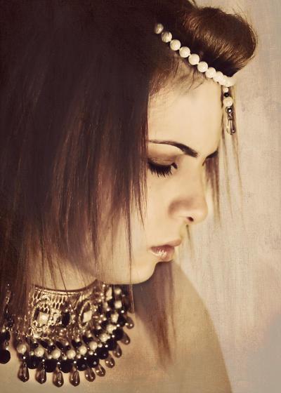Nefertiti by gulinoget