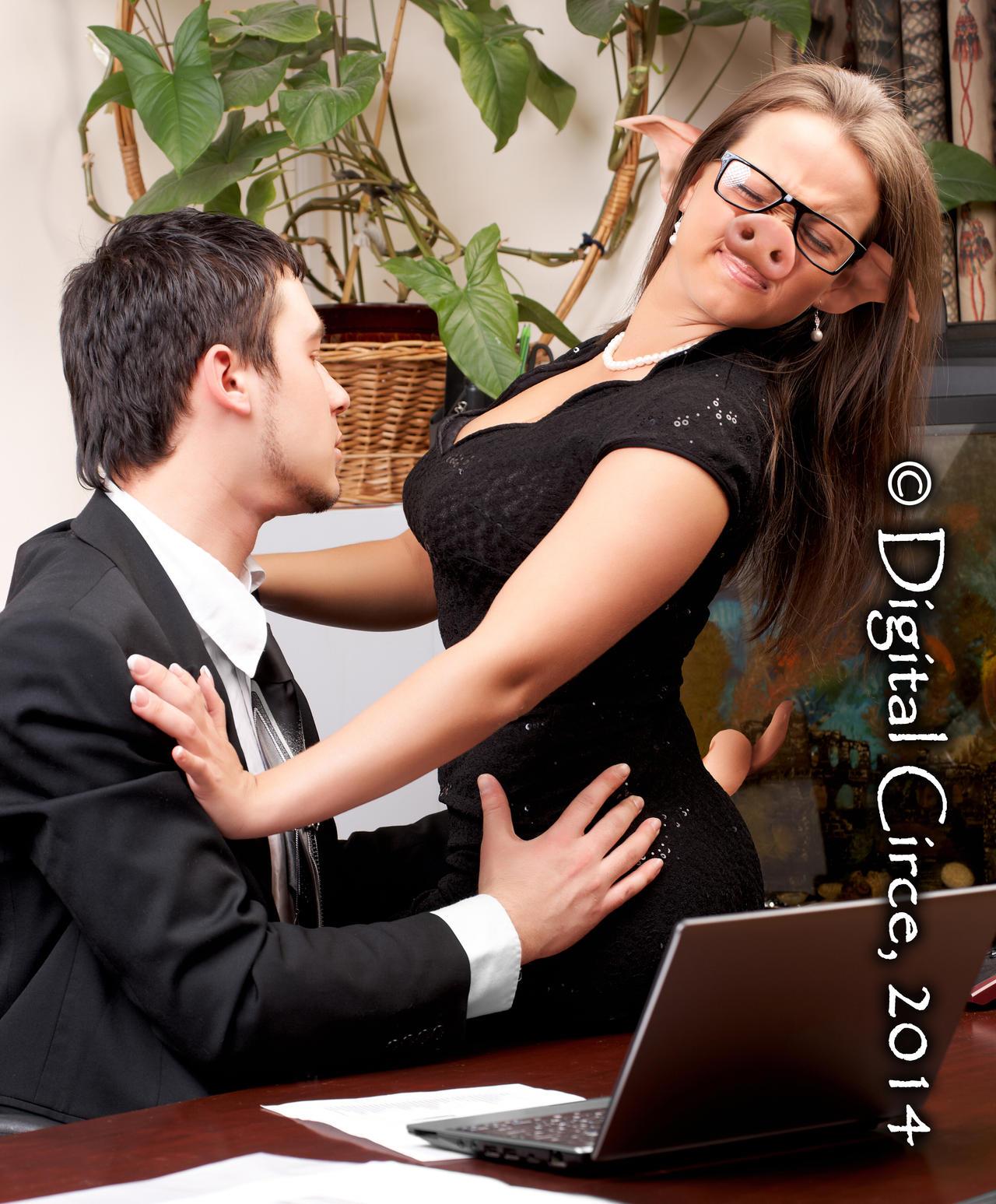 Секретарь и босс фото 16 фотография