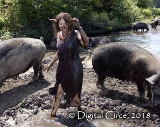 Enchanted Mud by digitalcirce