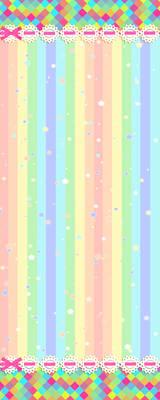 Rainbow Custom Box