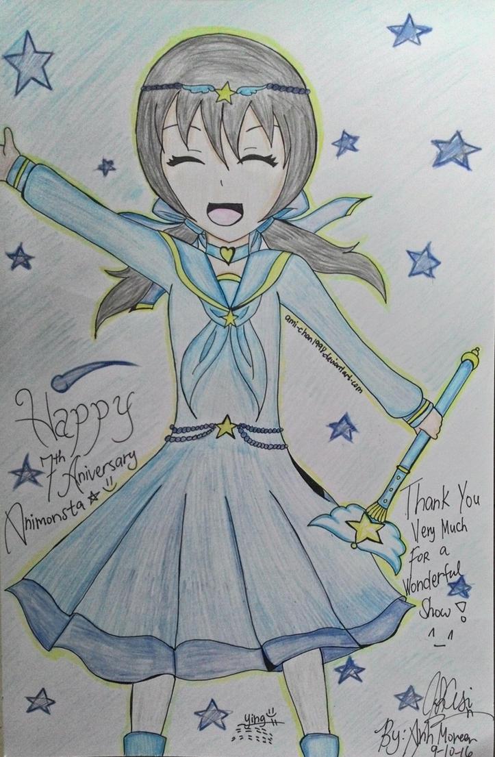 7th anniversary by Ami-chan1998