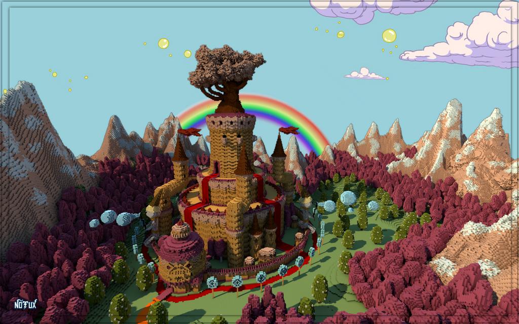 Crazy Craft Map Minecraft