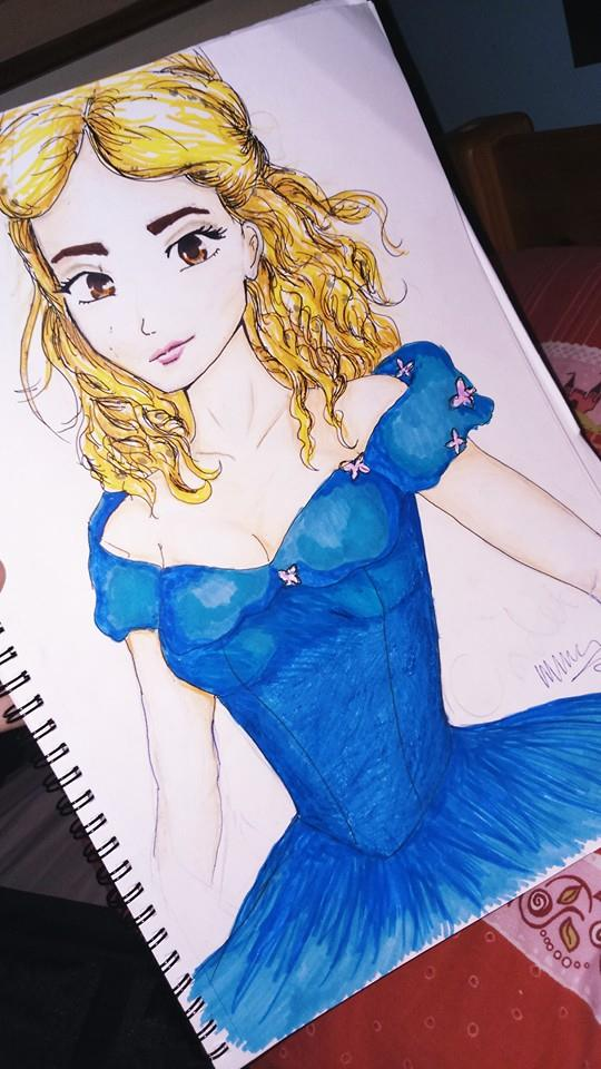 Cinderella by IndigoSparkles