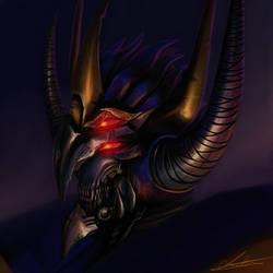 Onyx Prime by Azulg